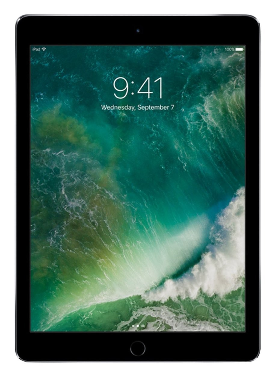 Apple iPad Air 2 Tablet (9.7 inch, 32GB, Wi-Fi Only), Space Grey
